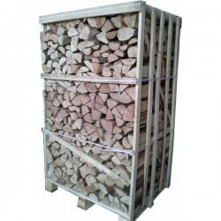 BOX BÛCHES BOIS 30 cm (3 stères)