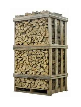 box buches de bois